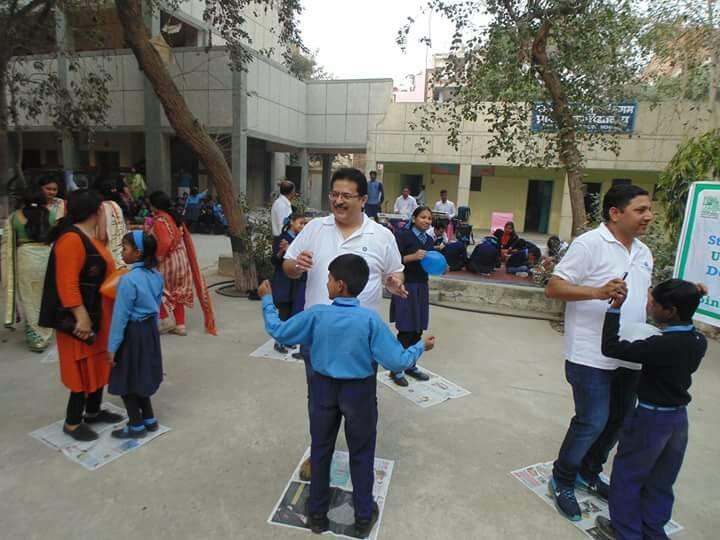 HP Muskaan School Project