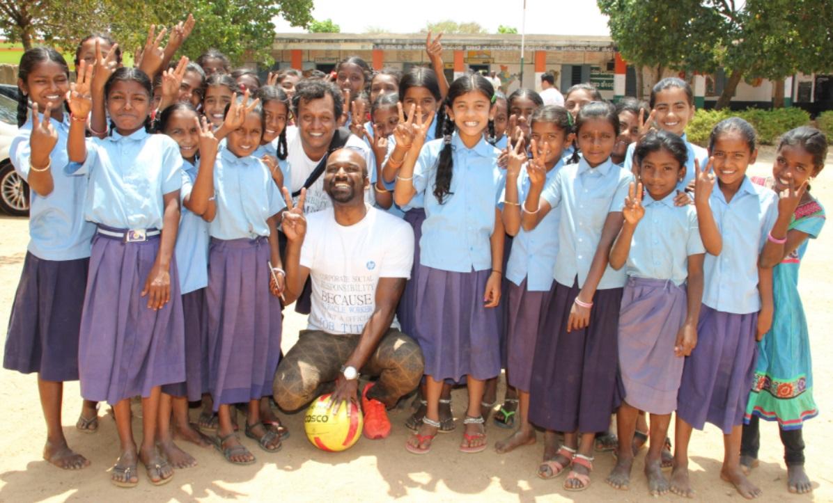 Thummanahalli School Visit