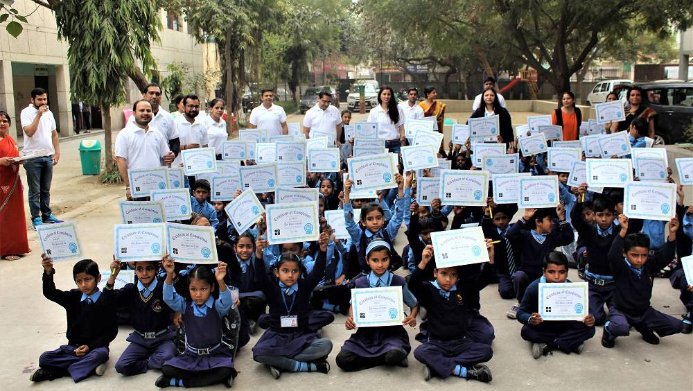 Hour Of Code With CSR