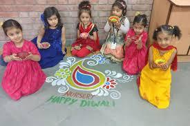 Diwali Celebration At School